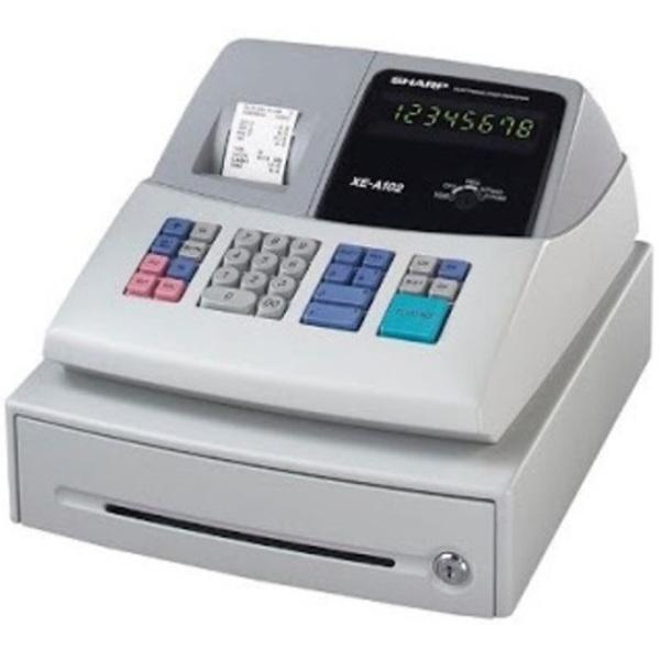 Sharp Cash Register Xe A102